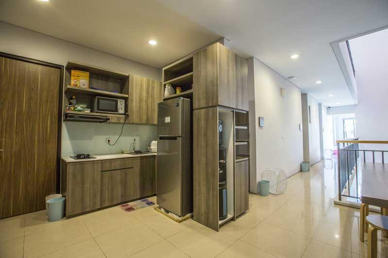 Tempat Dapur Atas